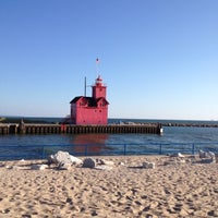 Photo taken at Holland State Park by Bradley R. on 6/20/2012