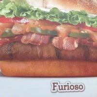 Photo taken at Burger King by Kermatito H. on 8/26/2012