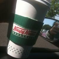 Photo taken at Krispy Kreme Doughnuts by Michael P. on 6/11/2012