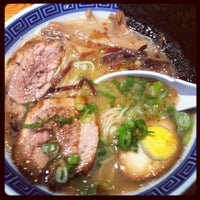 Photo taken at Kambi Ramen House by Michelle A. on 8/31/2012