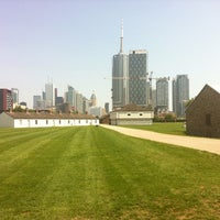 Photo taken at Fort York by Emily S. on 8/16/2012