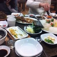 Photo taken at 동해회수산 by B.H.MIN ™ on 2/20/2012