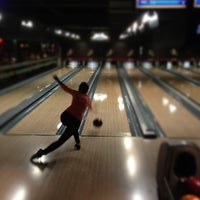 Photo taken at All Star Lanes by Michael P. on 5/5/2012