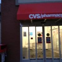 Photo taken at CVS/Pharmacy by Manny G. on 2/16/2012