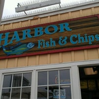 Photo taken at Harbor Fish and Chips by Ryan Mayor V. on 7/5/2012