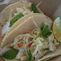 Photo taken at Sunbird Food Truck by Veronica H. on 8/6/2012