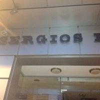 Photo taken at Sergios by Aslan D. on 8/31/2012