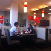 Photo taken at Segafredo by Alex on 6/29/2012