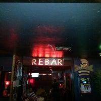 Photo taken at Rebar by Jaclyn L. on 9/8/2012