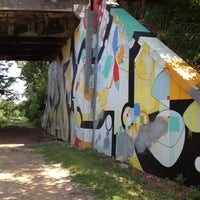 Photo prise au Atlanta BeltLine Eastside Trail par Kurt R. le5/26/2012