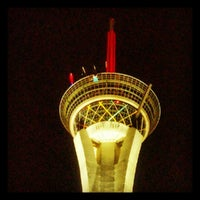 Photo taken at Stratosphere Casino, Hotel & Tower by David L. on 6/8/2012