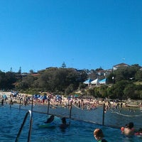 Photo taken at Clovelly Beach by Glen M. on 1/2/2012