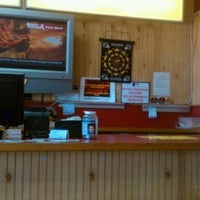 Photo taken at Woody's Pizza & Wings by Patrick T. on 10/21/2011