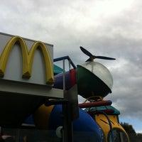 Photo taken at McDonald's by Samantha on 9/7/2011