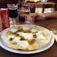 Photo taken at Pizzeria Da Rosanna by eleonora a. on 7/8/2012