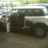 Photo taken at Leenauto Autotaalglas mini one by Pjotr D. on 6/19/2012