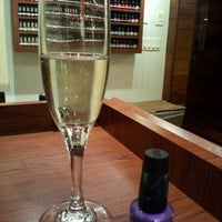 Photo taken at Townhouse Spa by Mayra A. on 1/25/2012