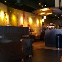 Photo taken at Starbucks by Allan M. on 1/3/2012