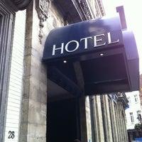6/21/2011에 Maew A.님이 Atlas Hotel Brussels에서 찍은 사진
