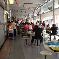 Photo taken at Marine Parade Food Centre by TigerBabe on 8/6/2012
