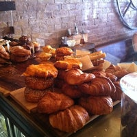 Photo taken at Oro Bakery and Bar by Elizabeth M. on 8/12/2011