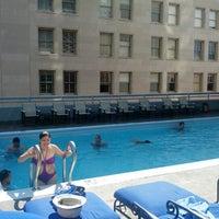 Photo taken at JW Marriott New Orleans by Lenard on 8/26/2012