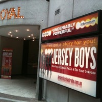 Photo taken at Theatre Royal by Carol T. on 4/17/2011