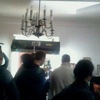 Photo taken at Makkaron Pasta Bar by Cezary Z. on 11/29/2011