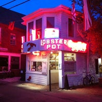 Photo taken at The Lobster Pot by Pete C. on 6/11/2011