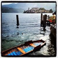 Photo taken at Palazzo Penotti Ubertini by Andre A. on 5/27/2012