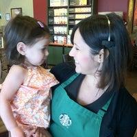 Photo taken at Starbucks by Megan L. on 9/3/2011