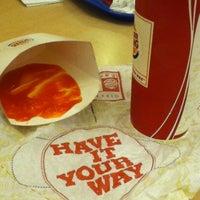 Photo taken at Burger King by Charles R. on 8/29/2011