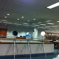 Photo taken at Research Assistance at Snell Library Northeastern University by Totsaporn I. on 2/17/2012
