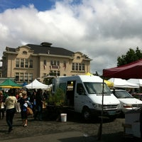 Photo taken at University District Farmers Market by Patty C. on 6/23/2012