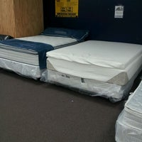 Photo taken at American Freight Furniture and Mattress by Jacob D. on 3/20/2012
