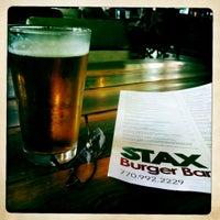 Stax Burger Bar