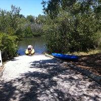 Photo taken at Kayak Nature Adventures by Joe G. on 4/27/2012