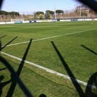 Photo taken at Centro Sportivo Formello SS Lazio by Marta O. on 3/8/2012