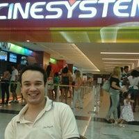 Photo taken at Cinesystem Cinemas by Leonardo L. on 10/6/2011