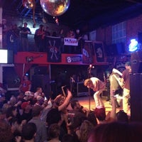 Photo taken at City Limits Saloon by YourMum L. on 3/4/2012