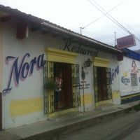 Photo taken at Restaurante Nora by Fernando F. on 9/7/2011