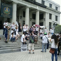 Photo taken at Miami-Dade County Courthouse by Ricky R. on 10/28/2011