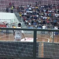 Photo taken at Arena Santos by Huguinho L. on 9/28/2011