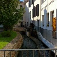 Photo taken at Piazza Della Università by Davide C. on 7/10/2011