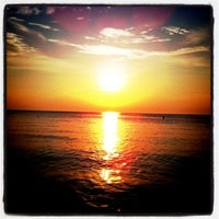 Photo taken at Lakeview Beach by Katie S. on 7/17/2011