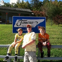 Photo taken at Tennessee Welcome Center — I-40 WB by Charity B. on 10/14/2011