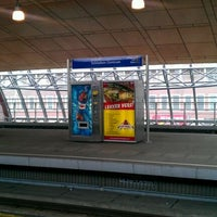 Photo taken at Station Schiedam Centrum by Johan-Peter V. on 6/25/2011