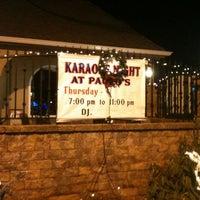 Photo taken at Paulo's Bar & Restaurant by Sandie B. on 12/23/2011