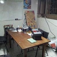 Photo taken at Garoa Hacker Clube by Paulo F. on 7/19/2011
