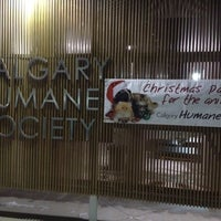 Photo taken at Calgary Humane Society by Shawn B. on 12/12/2011